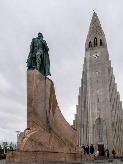 Hallgrímskirkja (Reykjavik, Iceland)