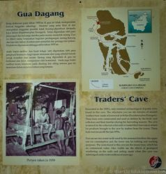 Write-up on Traders' Cave.