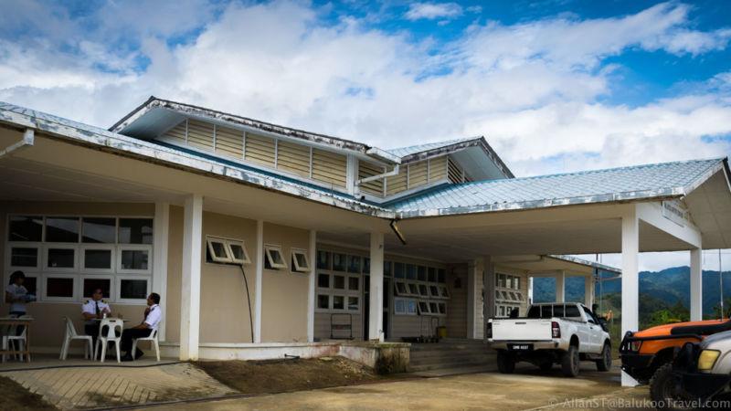 Bario Airport. Sarawak, Malaysia