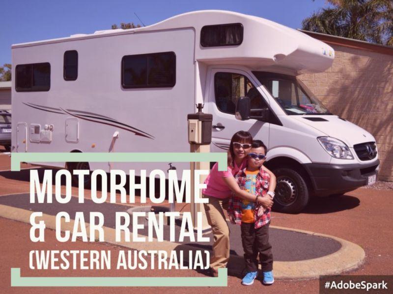 Motorhome & Car Rental (Western Australia)