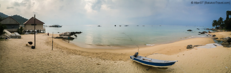 Genting Beach (Tioman Island, Malaysia)