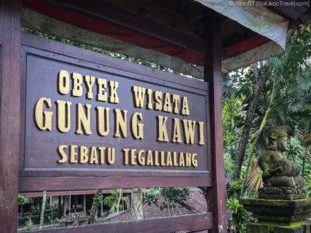 Gunung Kawi Sebatu (Bali)