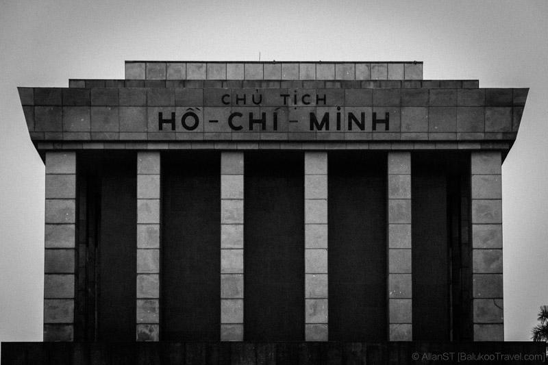Ho Chi Minh Mausoleum (Hanoi, Vietnam)