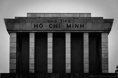 Ho Chi Minh Mausoleum (Vietnam)