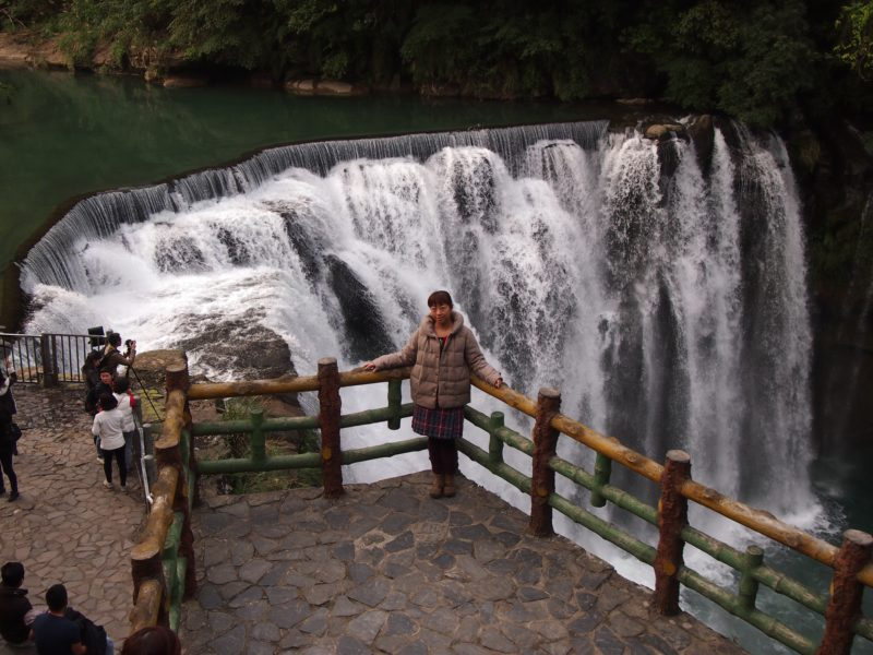 Shifen Waterfall, Shifen (Taiwan) @2014