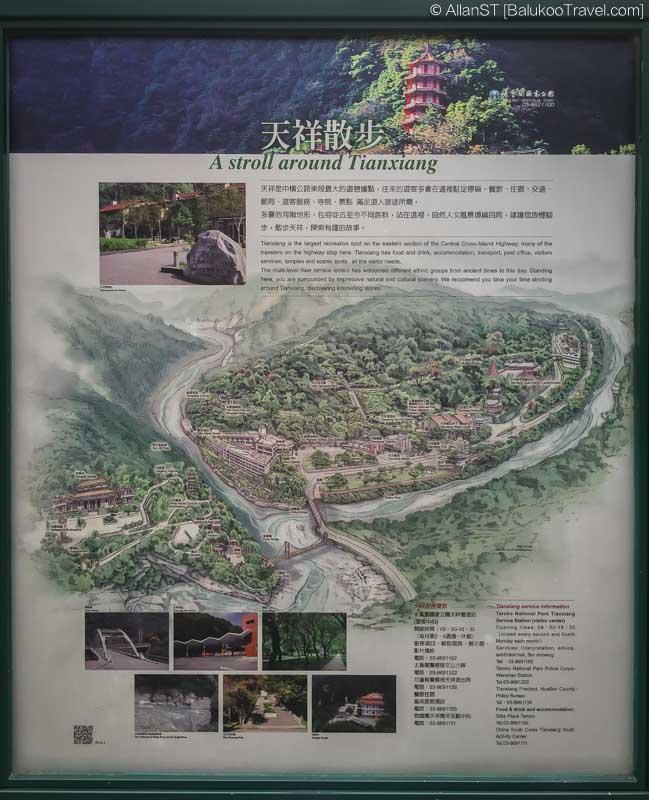 Tianxiang Recreation Area (天祥), Taroko Gorge (Hualien, Taiwan)