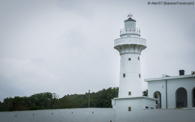 Eluanbi Lighthouse (鵝鑾鼻燈塔), Kenting National Park (Taiwan)