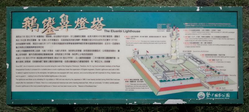 Eluanbi Lighthouse (鵝鑾鼻燈塔), Kenting National Park (Taiwan)