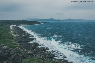 Coastline at Maobitou Park (貓鼻頭公園), Kenting National Park (Taiwan)