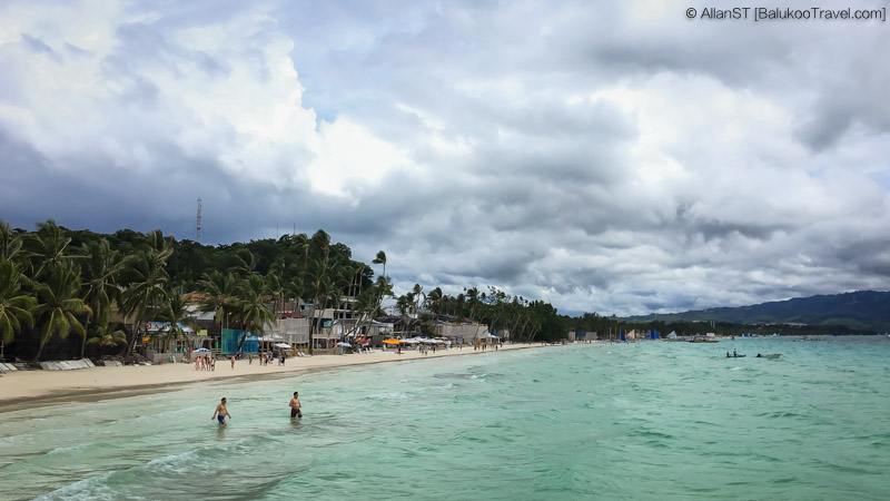 Station 1, White Beach, Boracay (Philippines) @Sep2017