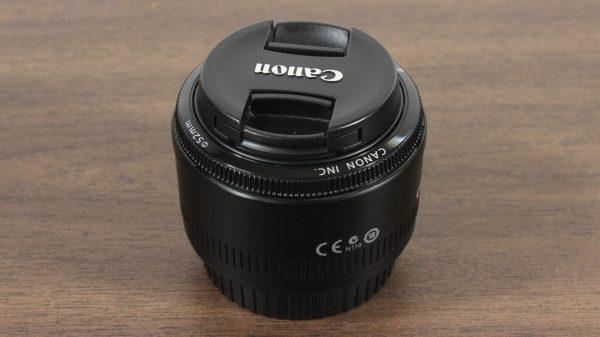Used - Canon EF 50mm 1:1.8 II Lens