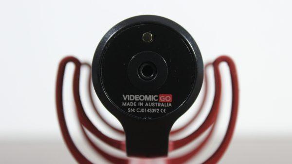 Used - Rode VIDEOMIC GO