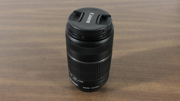 Used Canon EF-S 55-250mm 1:4-5.6 IS II Lens