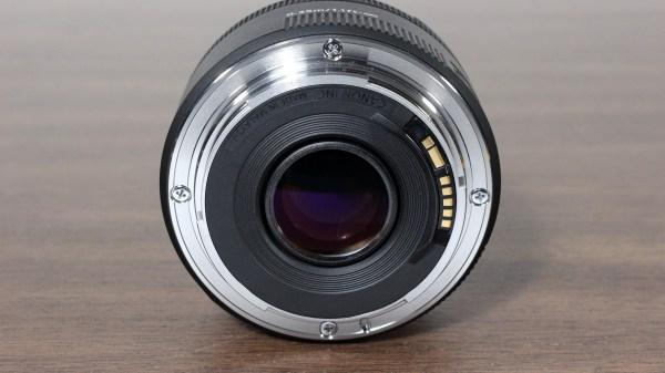 Used Canon EF 50mm 1:1.8 STM Lens Mount
