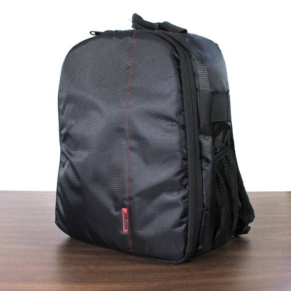 Small Indepman Camera Backpack Bag front