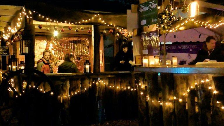 Weihnachtsmarkt frühzeitig abgesagt
