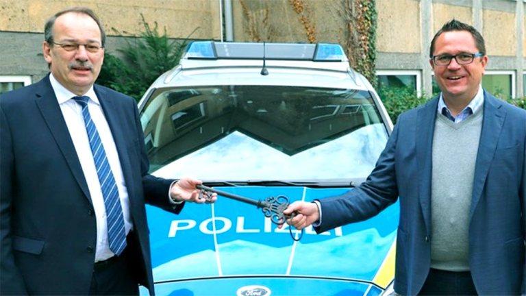 Polizei im Kreis hat einen neuenChef
