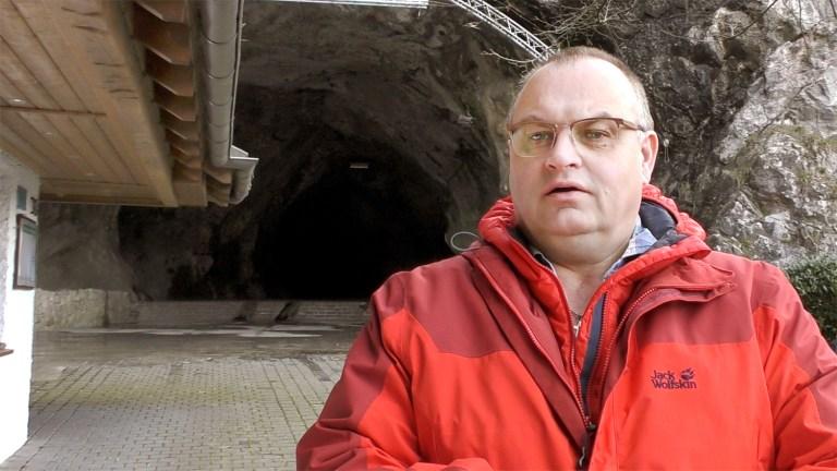 Höhle hat Frostperiode gut überstanden