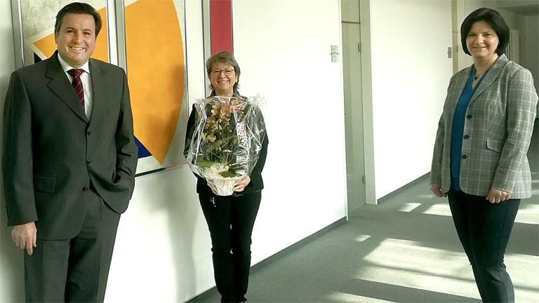 Nach 31 Jahren ist für Heidemarie Kloska-Bathe Schluss