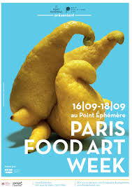 Paris food art week, FAW, BAM