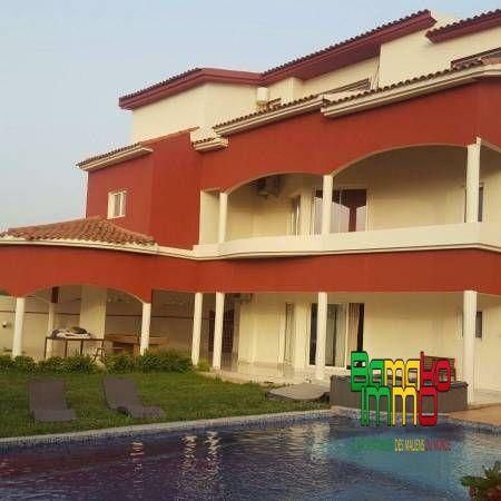 Location Villas Bamako Immobilier Le Site Des