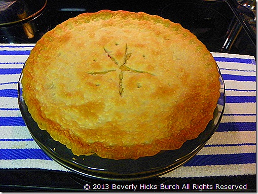 Reggie's Pot Pie