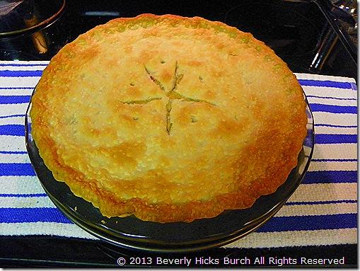 Reggie's Pot Pie