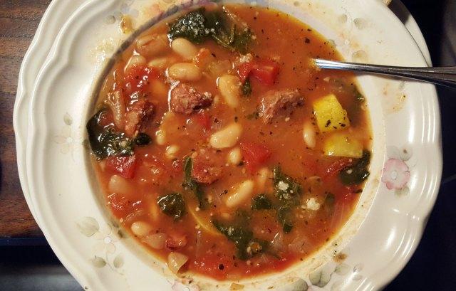 Tuscan Good Soup!
