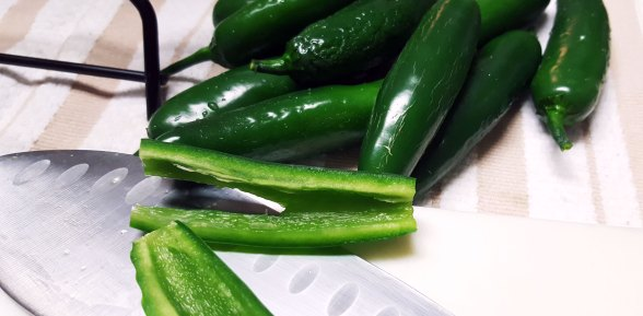 Kitchen Hack: What To Do With All Those Fresh Jalapeno Peppers you Grew