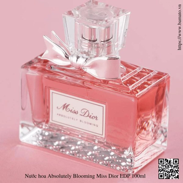 Nuoc hoa Absolutely Blooming Miss Dior EDP 100ml 4