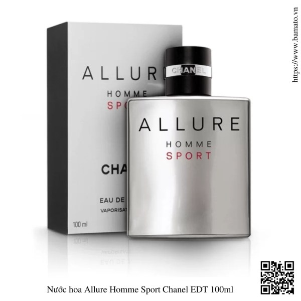 Nuoc hoa Allure Homme Sport Chanel EDT 100ml 1