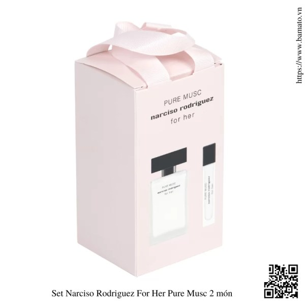 Set Narciso Rodriguez For Her Pure Musc 2 mon 2 1