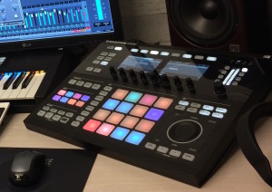 Native Instruments MASCHINE cursus