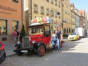 Rothenburg e la magia del Natale perenne
