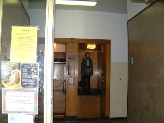 ascensori a praga