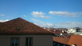 tetti della citta'