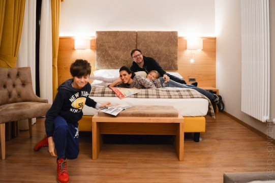 Hotel Ambassador Levico