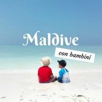 Maldive con bambini in guesthouse