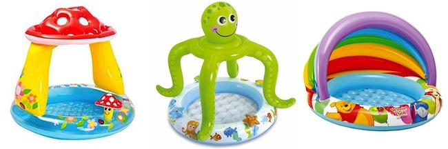 piscine gonfiabili per bambini piccoli