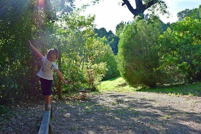 parco della fonte di San Gemini area bambini