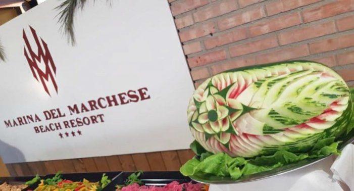 buffet marina del marchese