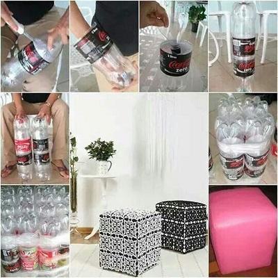 Bricolage Con Bottiglie Di Plastica.Riciclare Bottiglie Di Plastica 10 Idee Per Decorare La Casa Con