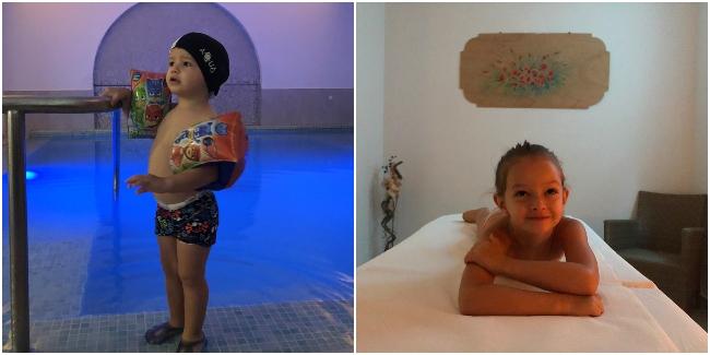 family spa hotel le canne anche per bambini