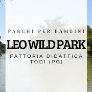 Leo Wild Park, tutte le info su orari e prezzi