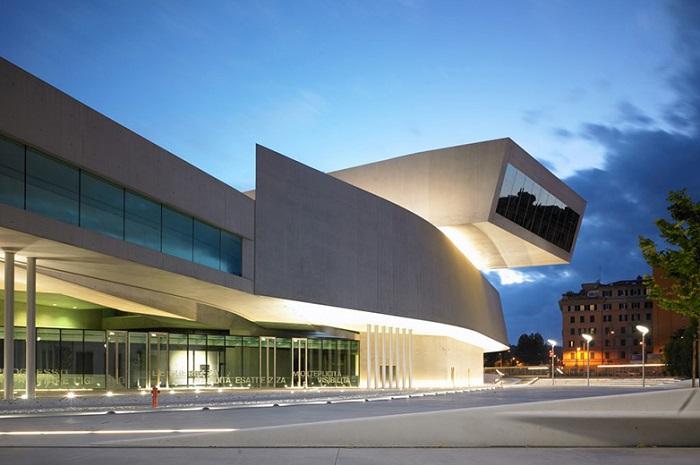 Museo delle arti del XXI secolo a Roma