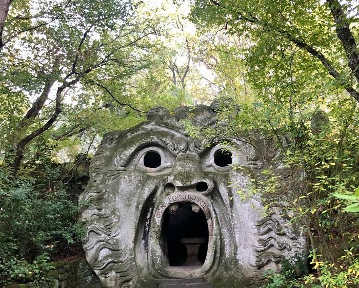 Bomarzo, tutte le info sul Parco dei Mostri
