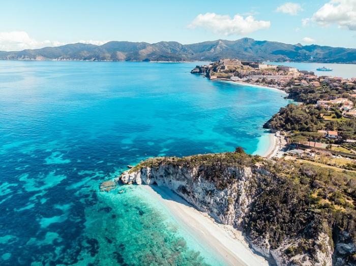 L'Isola d'Elba, dove si trova e quali sono le caratteristiche