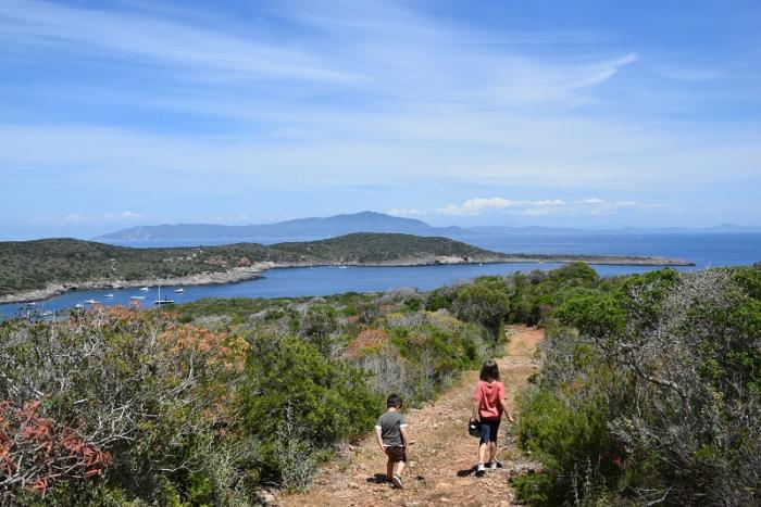 Visitare l'Isola di Giannutri in un giorno con i bambini