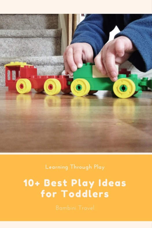Play Ideas for Toddlers that Promote Development
