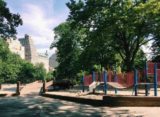 Spector Playground Central Park